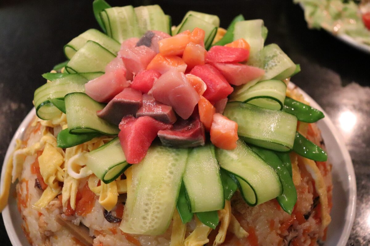 七五三は可愛いちらし寿司でお祝いしよう!自宅で作れるアイデアレシピ5選