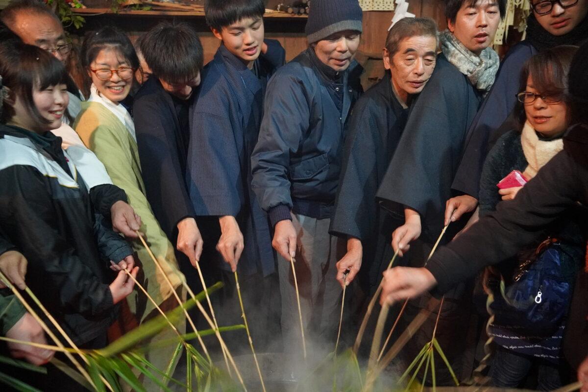 秘境の山村と「祭り」で関係人口に!#天龍村 #向方のお潔め祭りの場合