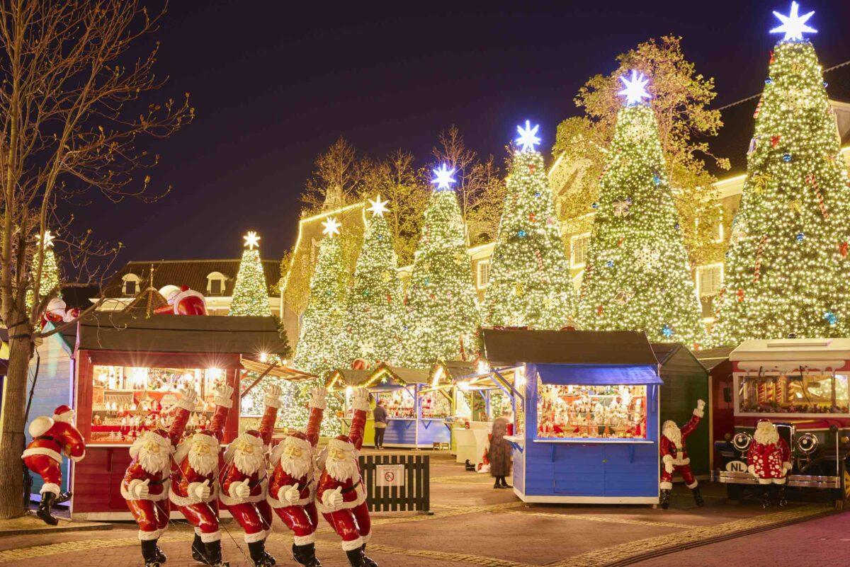 【光の街のクリスマス】ハウステンボスで11月1日~12月25日まで開催中!