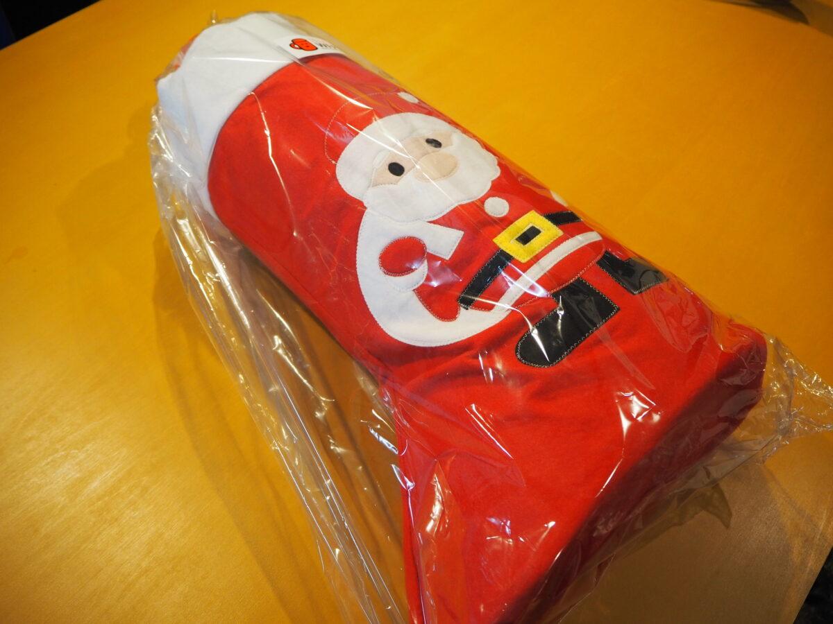 クリスマスブーツを買ってみた!中にはどんなお菓子が?