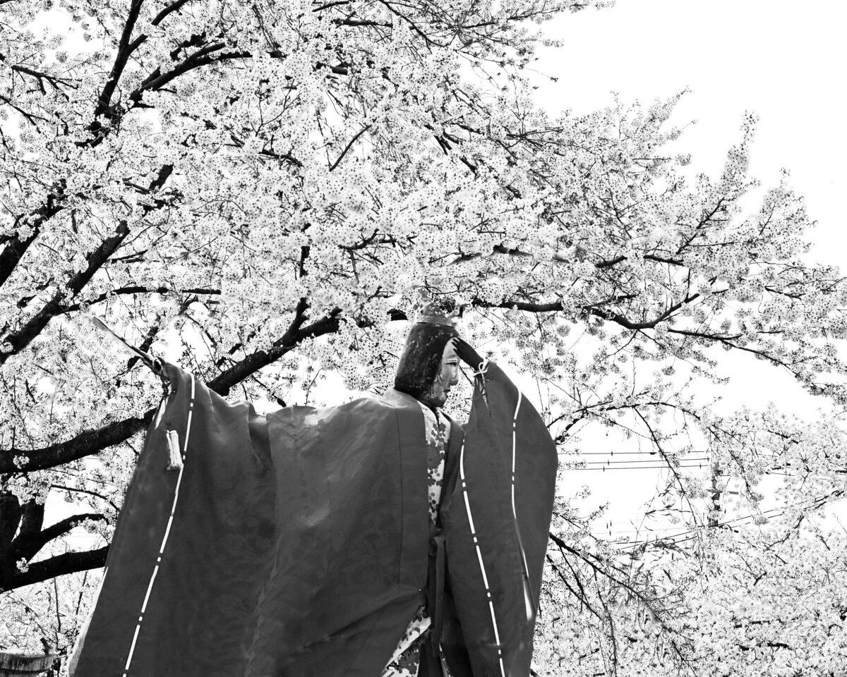 「天津司舞」幽玄な春 観光経済新聞