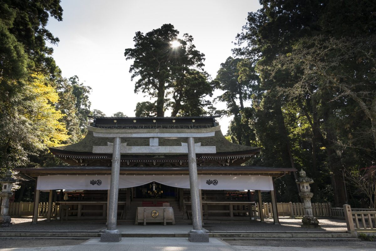 鹿島神宮の初詣は「三十三が日」で。新型コロナ禍で新しい参拝様式を