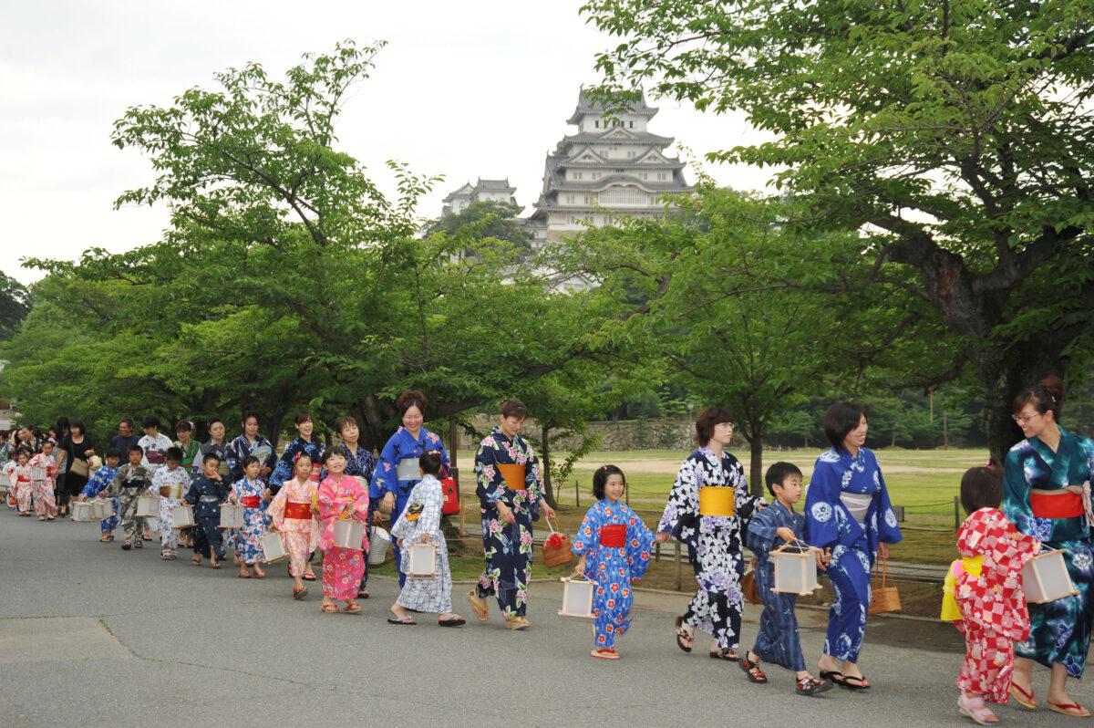 「姫路ゆかたまつり」祭りの主役は浴衣|観光経済新聞