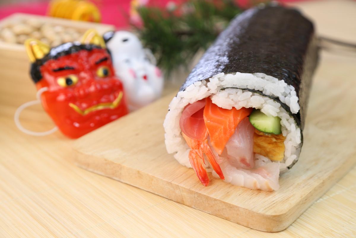 回転寿司の恵方巻の感想まとめ!2021年のスシロー、はま寿司、くら寿司、かっぱ寿司