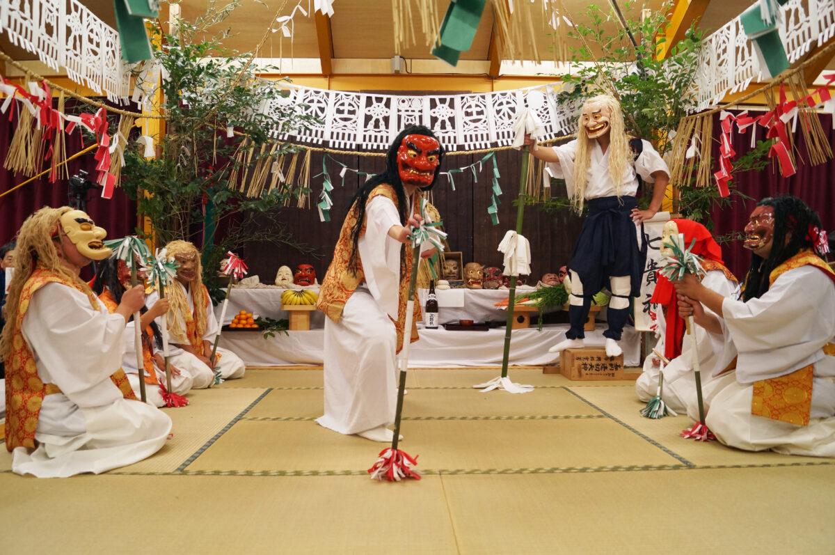 コロナ禍、宮崎の夜神楽は今……