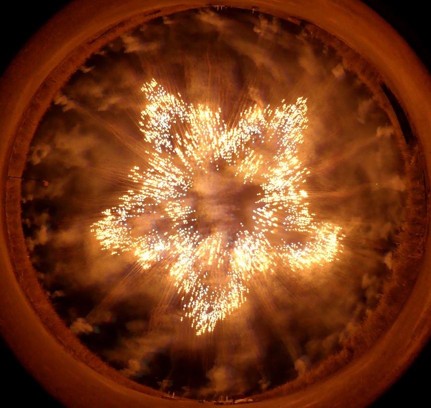 『【挑戦】スパチャ!上から目線。《花火で地上絵》やってみる』を2月28日(日)にオンライン限定で開催!