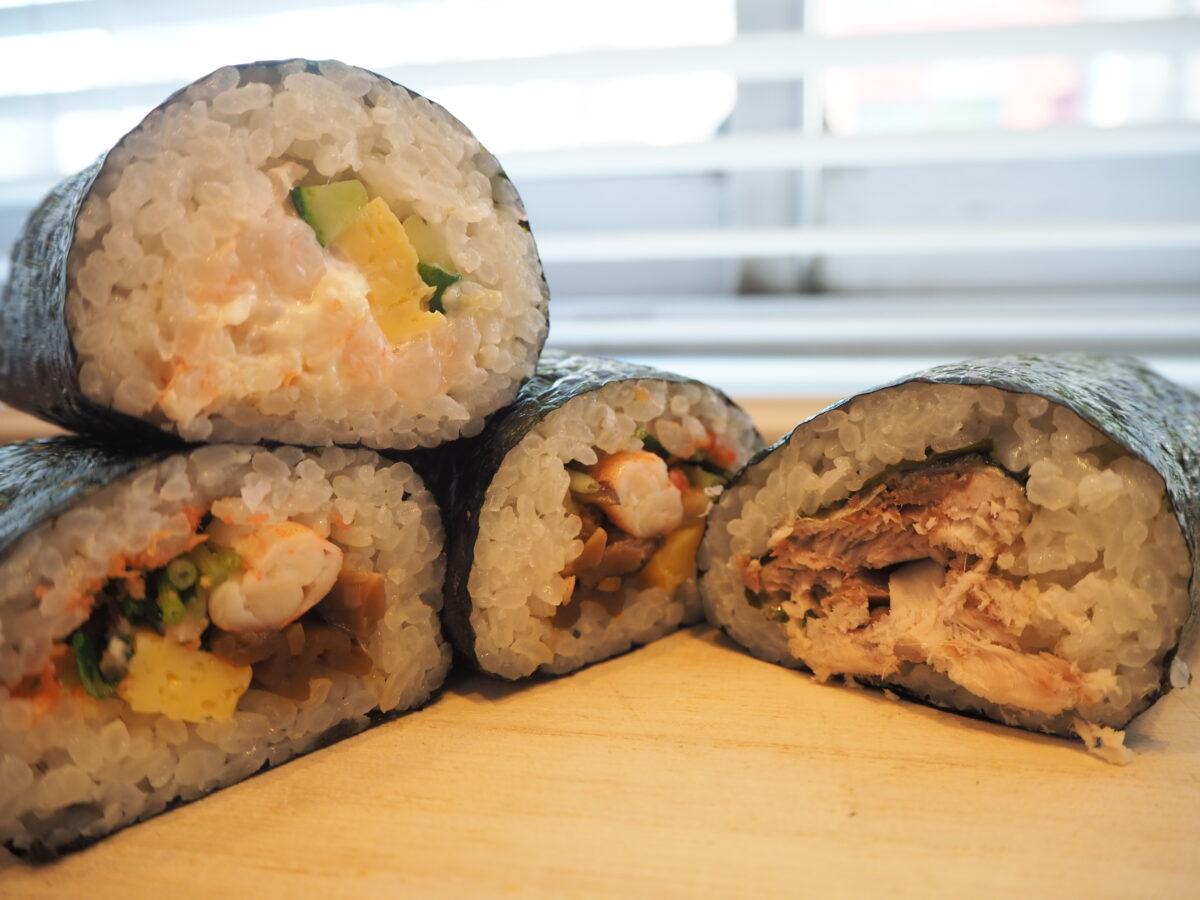 くら寿司の恵方巻は、節分当日でも間に合う!実食レポート!-2021年版-