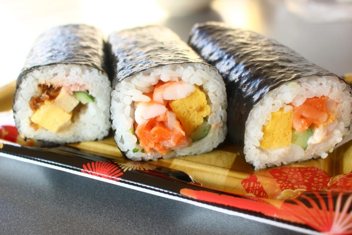 京樽の恵方巻は米、酢、海苔にこだわっている!?お寿司屋さんが贈る節分食