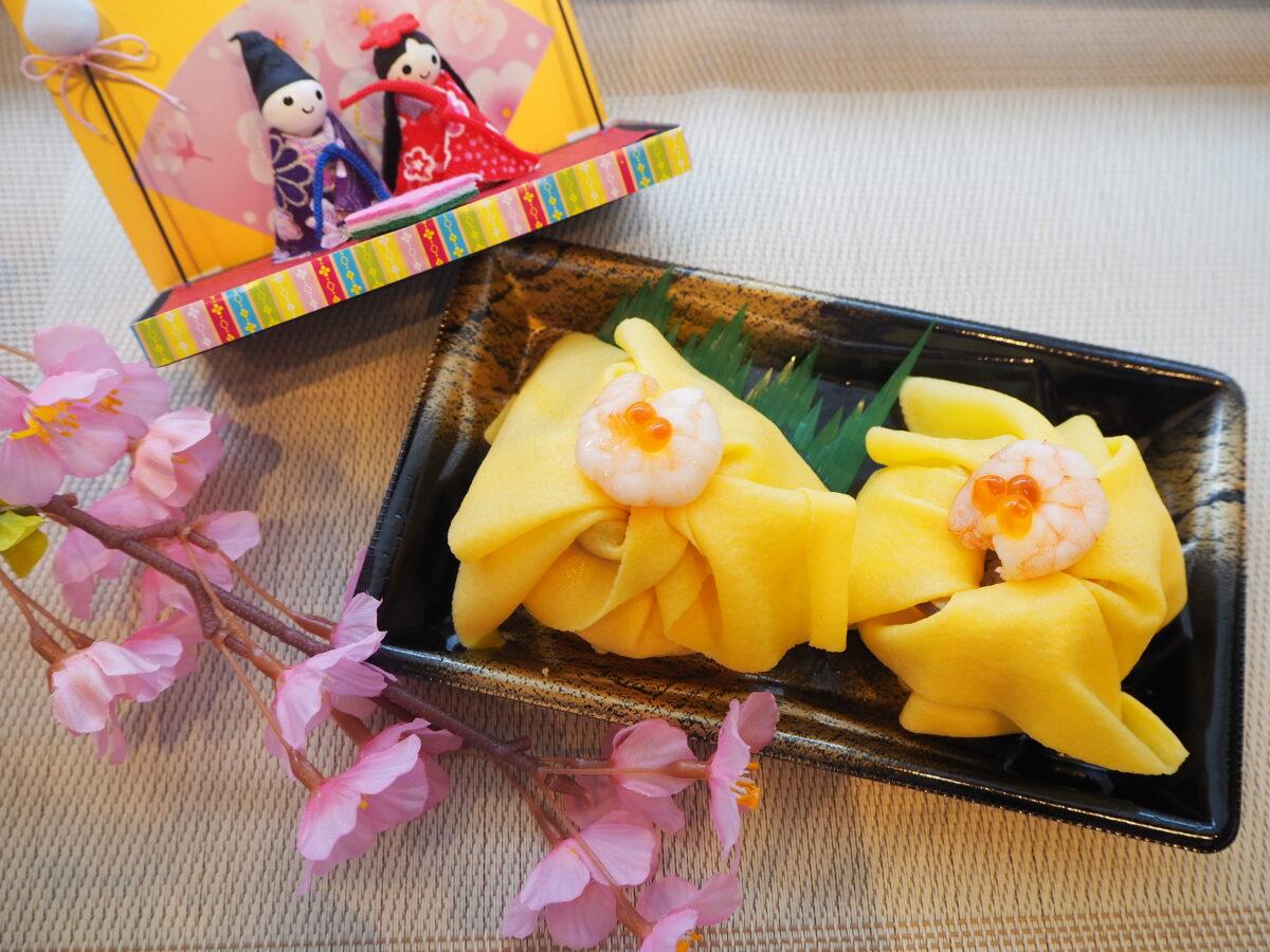 成城石井の茶巾寿司が可愛い!ひなまつりにおすすめ〈実食レポ2021年〉