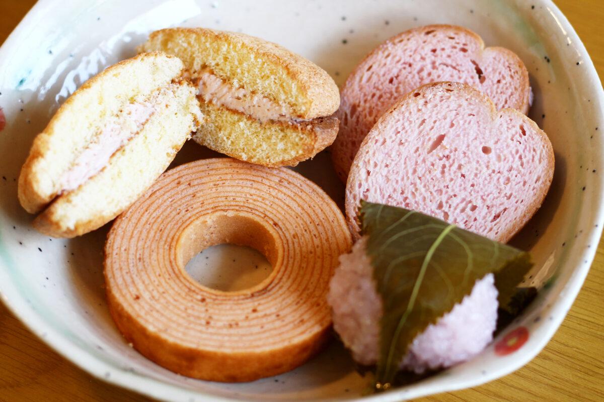 シャトレーゼの桜の季節限定スイーツ4選!定番の洋菓子から桜餅まで登場