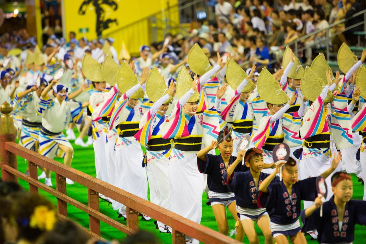 「徳島阿波おどり」歌い継がれる踊りの歴史|観光経済新聞