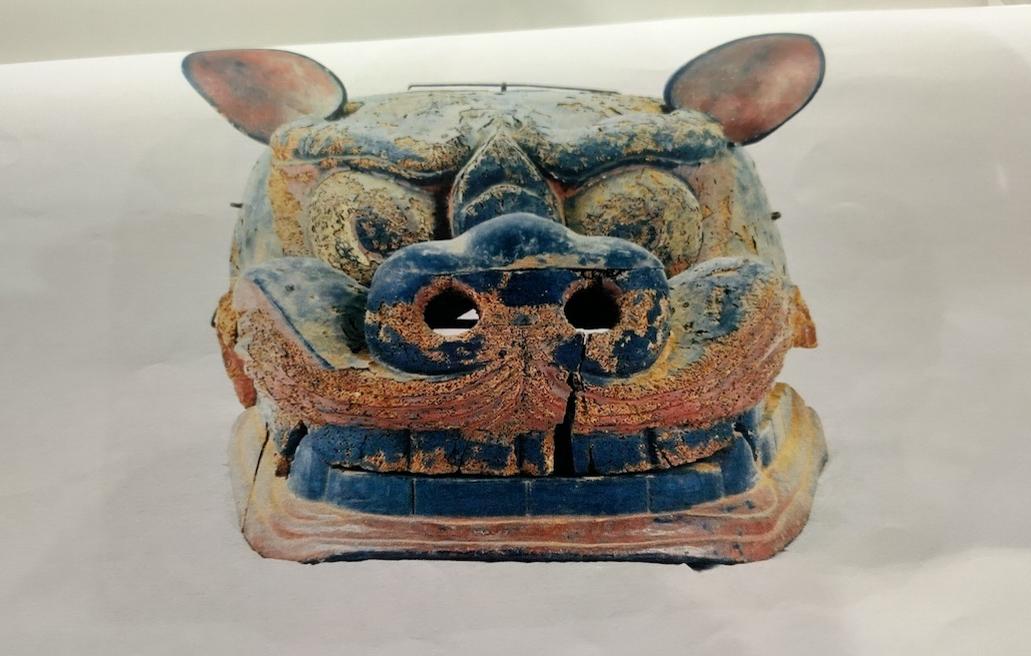 日本一古い年記銘の獅子頭!?愛知県愛西市でその由来を探る