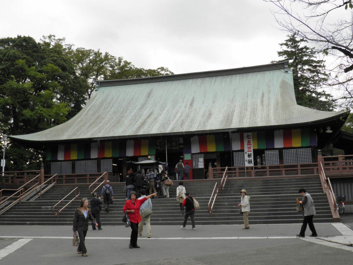 【川越大師喜多院】御朱印を頂いて楽しむ小江戸の寺院での初市、節分、桜