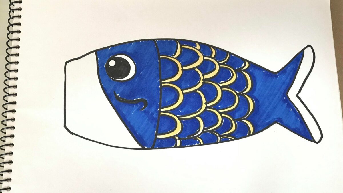 鯉のぼりのかわいいフリーイラストと、簡単な描き方をご紹介!