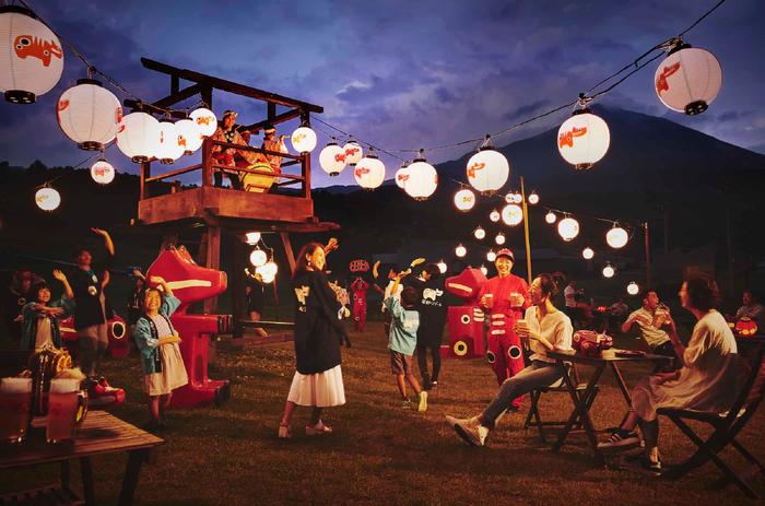 会津の文化を楽しく体験できる「赤べこ夏祭り」磐梯山温泉ホテルで7/10~8/31に開催