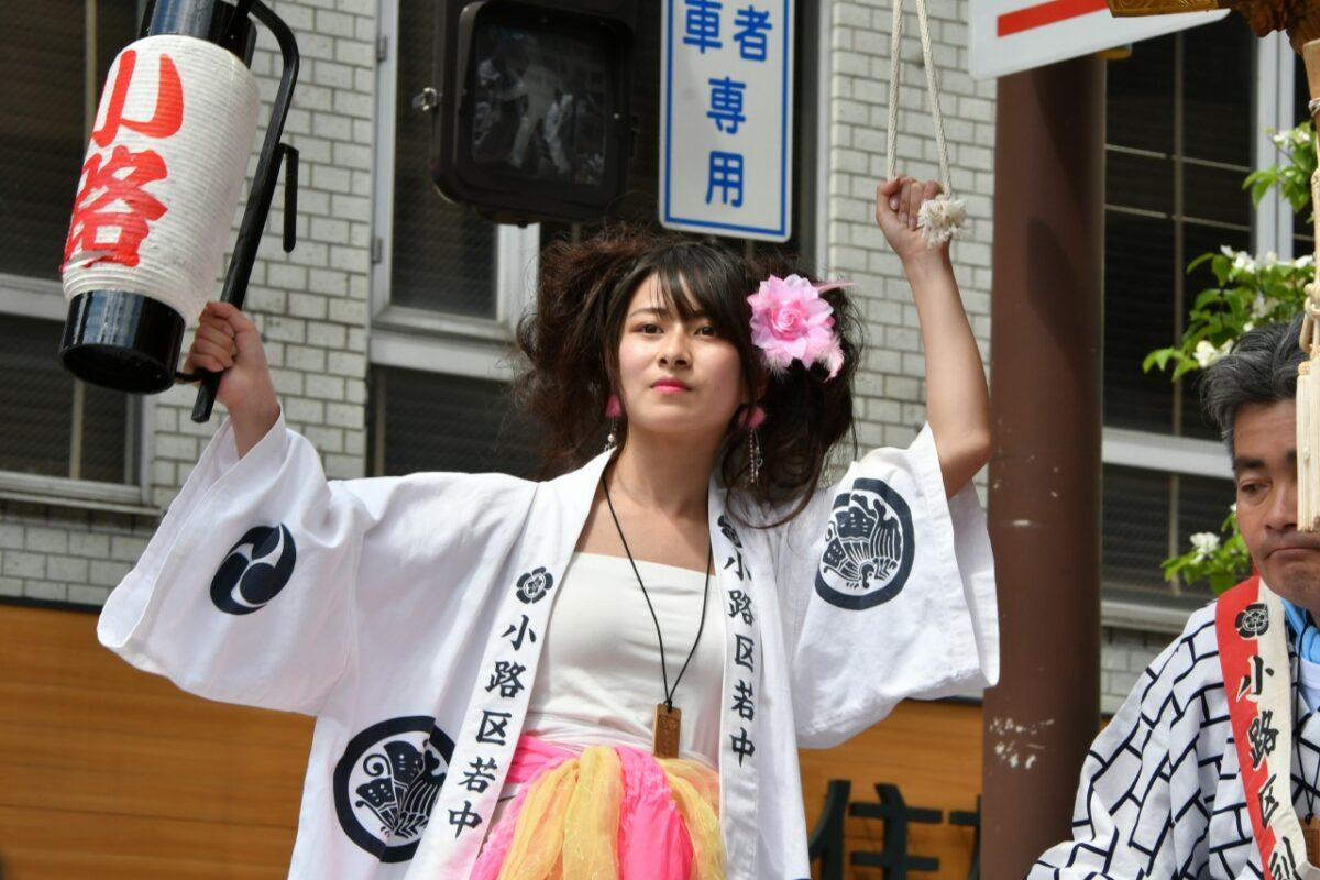 お祭り美女図鑑!だんじりギャル特集第6弾 part7(平成29年編)画像610枚