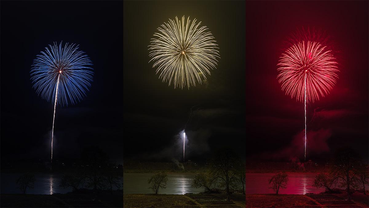 #花火駅伝 現地レポート!新潟・小千谷で花火の街らしい大玉花火が披露される