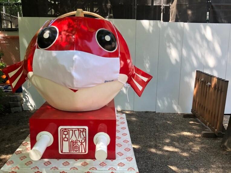 代々木八幡宮金魚祭り 都内屈指のパワースポットのかわいい金魚で金運アップ!