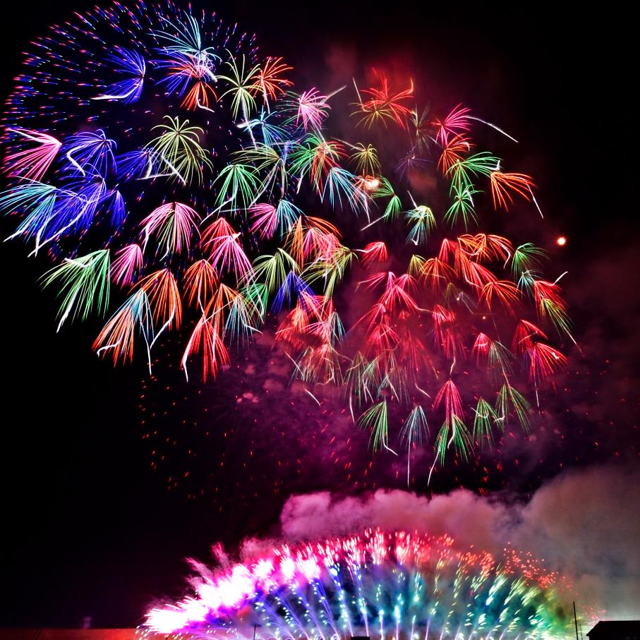 世界中へ「感謝」を伝えたい!陸前高田市でサプライズ三陸花火大会が開催!