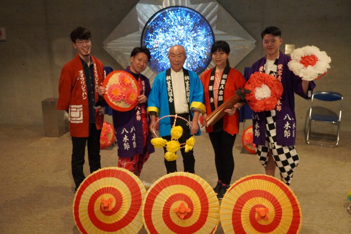 100年の時を超えた里帰りが実現!群馬県桐生市と岩手県山田町の「八木節交流会」を実施しました