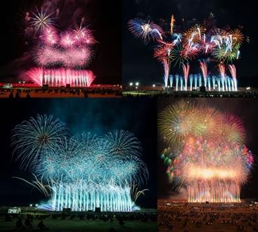 ~東日本大震災から10年~ 2021年5月15日(土)感謝を伝える花火を打ち上げ