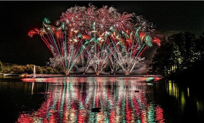 【りんどう湖花火大会】7月22~25日に那須高原りんどう湖ファミリー牧場にて開催決定!