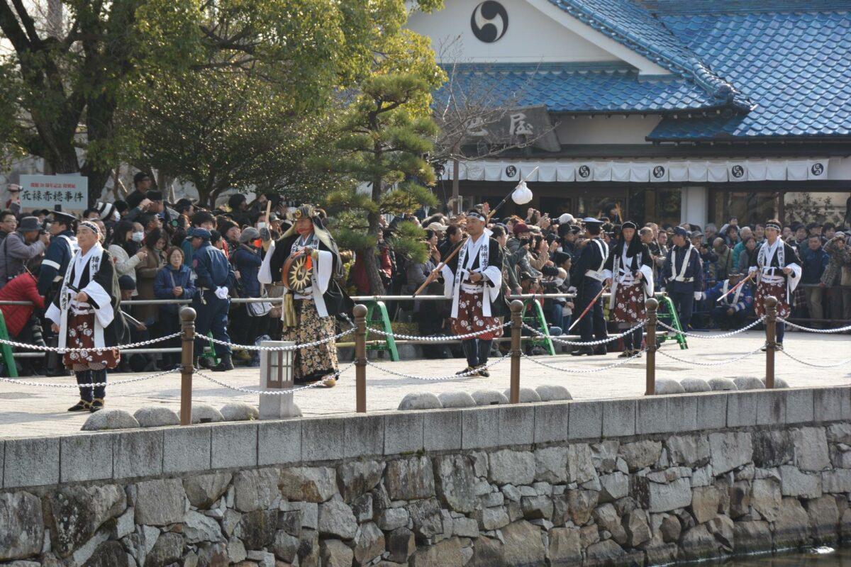 「赤穂義士祭」元禄時代の絵巻が広がる|観光経済新聞