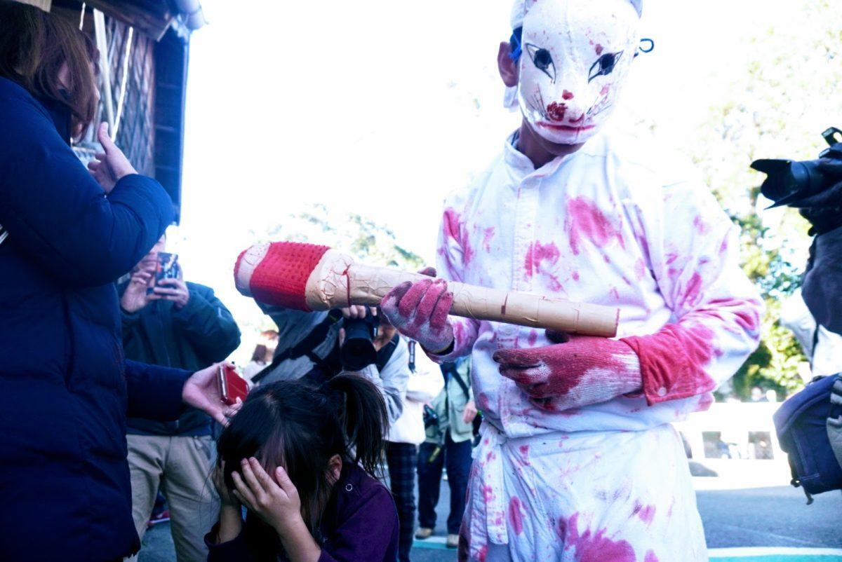 「どんき祭り」子どもが絶叫、ホラーすぎる奇祭|観光経済新聞