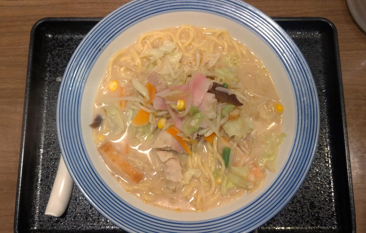 ラーメンとは違う?長崎ちゃんぽんの味と魅力とは?実食レポ!
