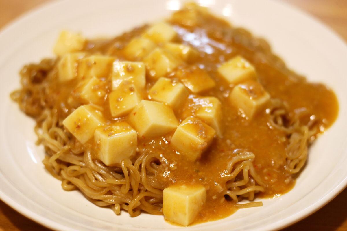 賄い料理から生まれた名物「仙台○○焼きそば」!麺の上に乗っているのは?