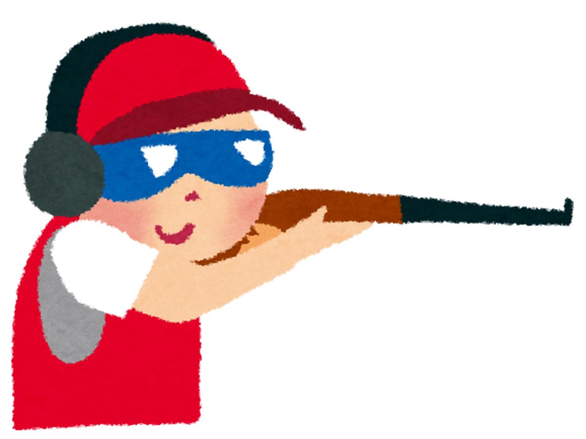 射撃競技のルールと成り立ちとは?ライフル射撃とクレー射撃の違いって?