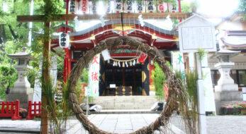 ビーチバレーに表彰式も!?東京・居木神社の限定御朱印が楽しい!