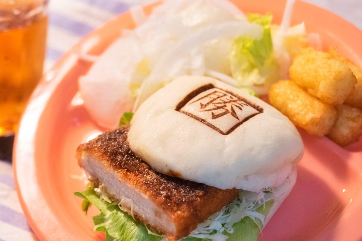 洗足池でしか食べられない「勝海舟」をイメージした「勝バーガー」って?実食レポ!