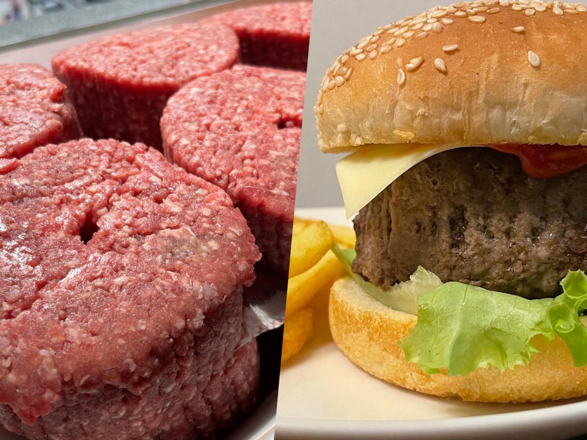 コストコのミートパティでハンバーガーを作ってみた!夢の極厚赤身肉、コスパと味は?