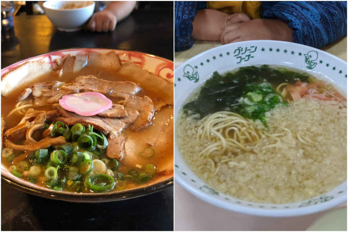 和歌山の地元民が好きなご当地ラーメンは?和歌山ラーメンvs天かけラーメン〈実食〉