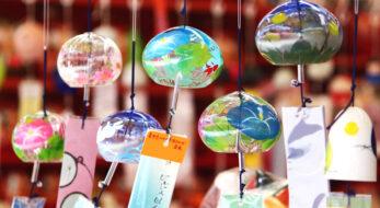 川崎大師風鈴市は全国の風鈴が並ぶ夏の風物詩。二年ぶり開催初日を速報レポ
