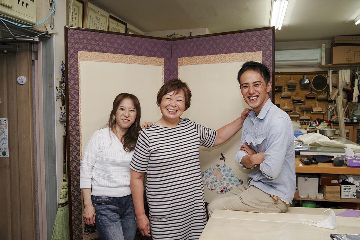 オンライン開催の「中野区伝統工芸展」主催の中野区伝統工芸保存会様にお話をうかがいました
