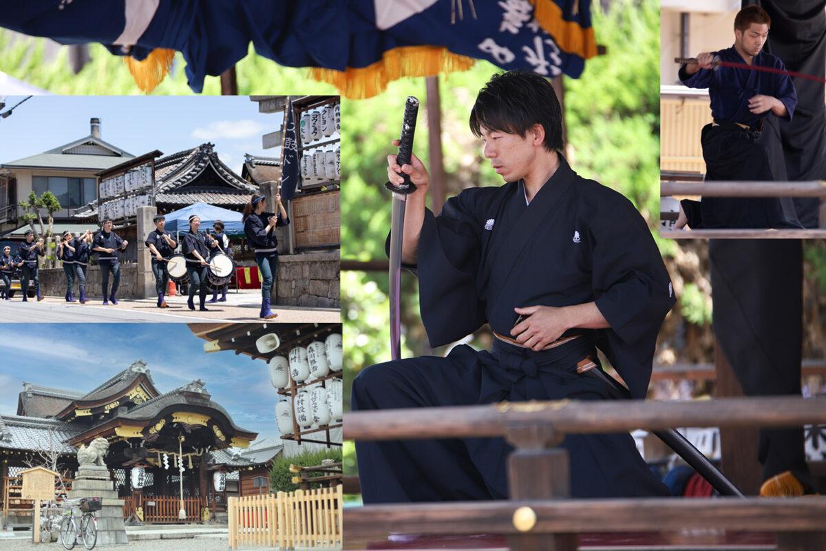京都 瀧尾神社「龍縁祭」剣術 水心流『人を斬らぬ刀』を現代で学ぶ居合の魅力