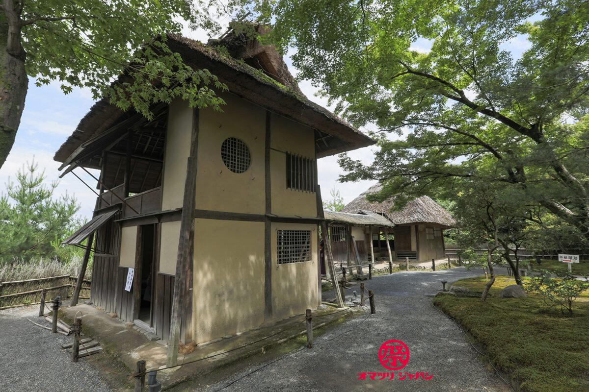 高台寺「時雨亭」珍しい二階建ての茶室!特別茶席をレポート