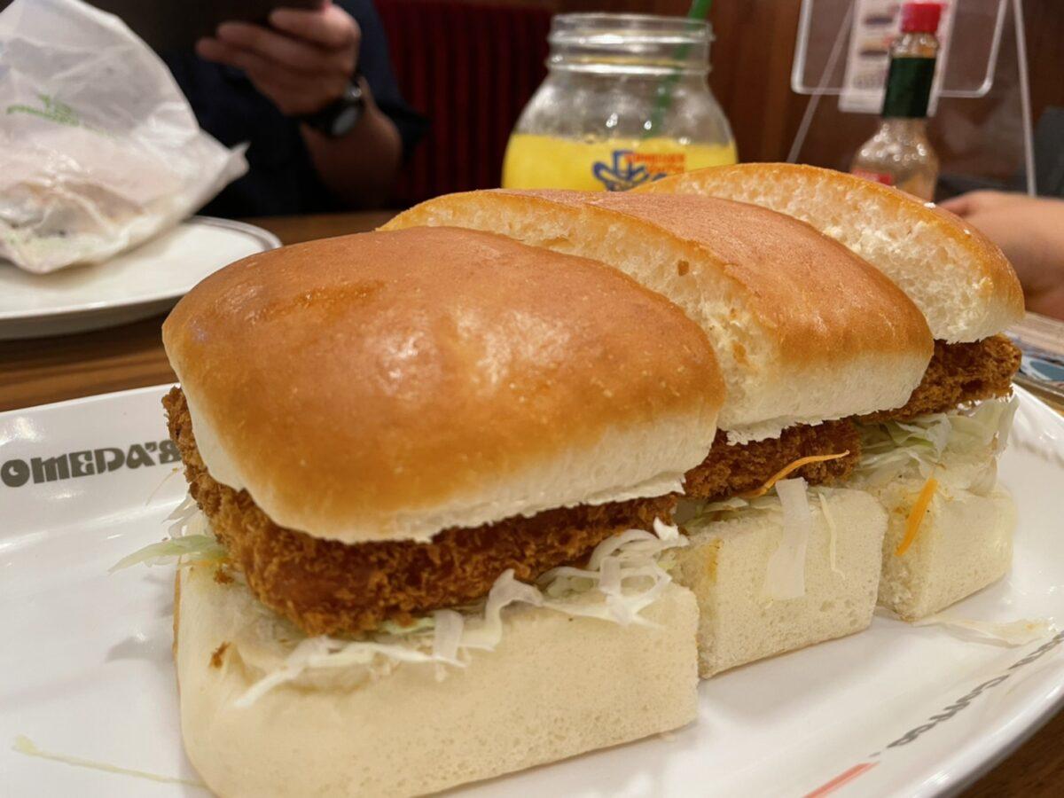 巨大カレーパン発見!コメダ珈琲店「エビカリーパン」は食べ応え満点<実食レポ>