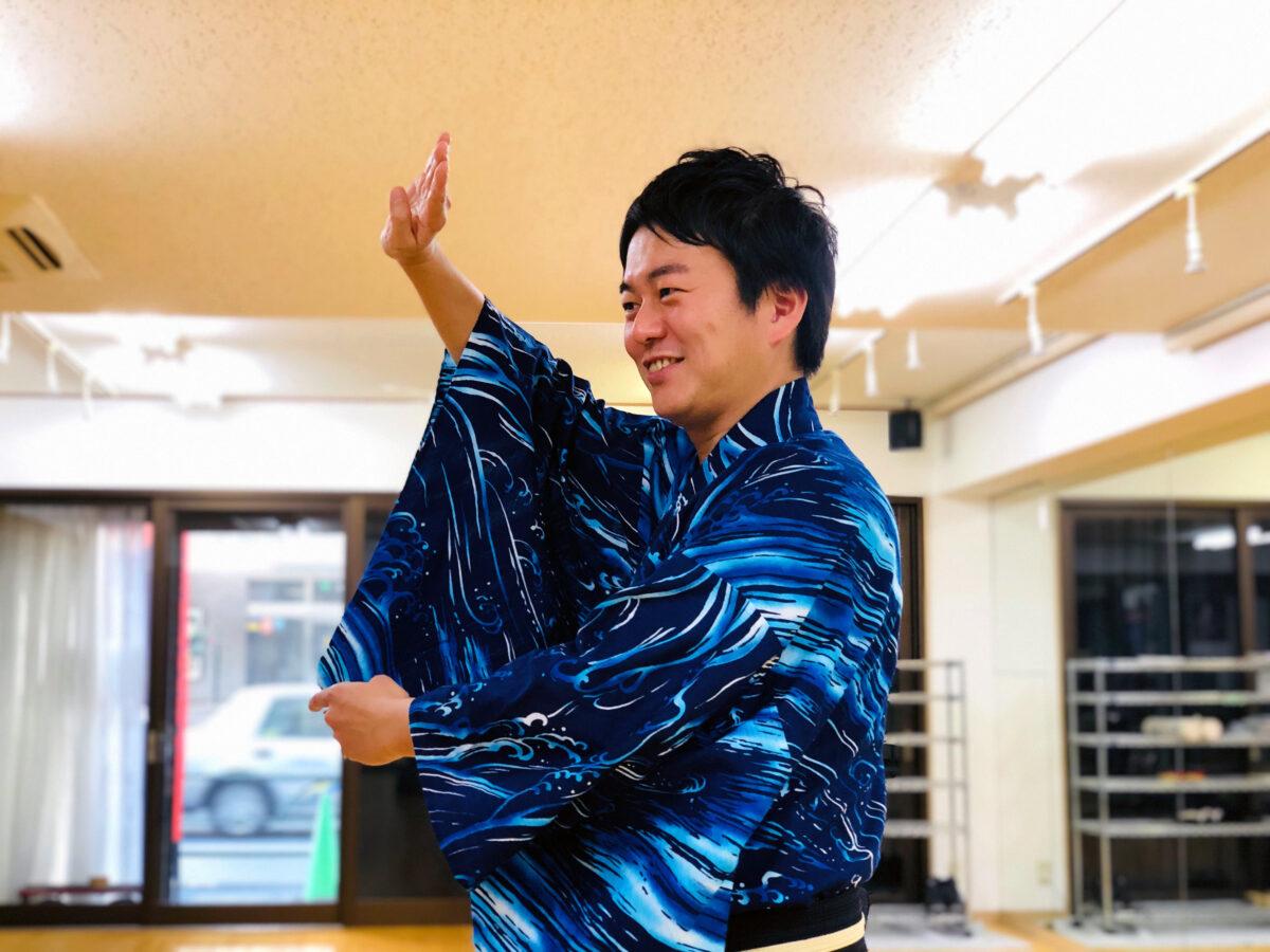 五輪閉会式、盆踊りの出演者が語る「東京音頭」の意味とは?出演していた鳳蝶美成氏に伺う