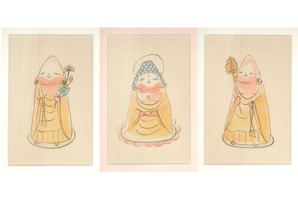 子供でも分かるお盆のお話!朗読劇「目連尊者」を京都のお寺で作ってみた