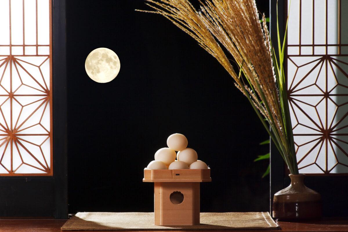 中秋の名月とは?十五夜とは違う?なぜお月見をして団子を食べるのか