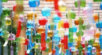 西教寺「風鈴参道通り抜け」開催中!700個の風鈴が疫病退散を願い名刹を彩る