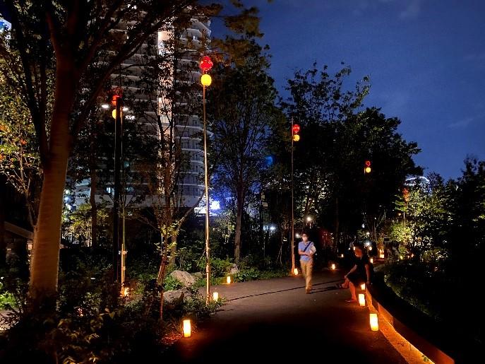【青山星灯篭】9月20日~23日開催!江戸時代・浮世絵に描かれた風景が150年振りに蘇る